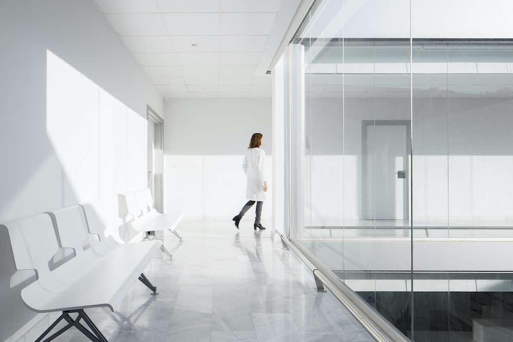 Hospital Oncológico de Oran Oncopole l'Espoir