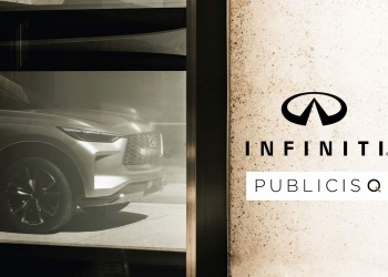 INFINITI nombra a PUBLICIS Q como nuevo socio de transformación de marketing