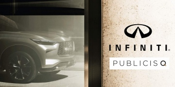 INFINITI nombra a PUBLICIS Q como nuevo socio de transformación de marketing