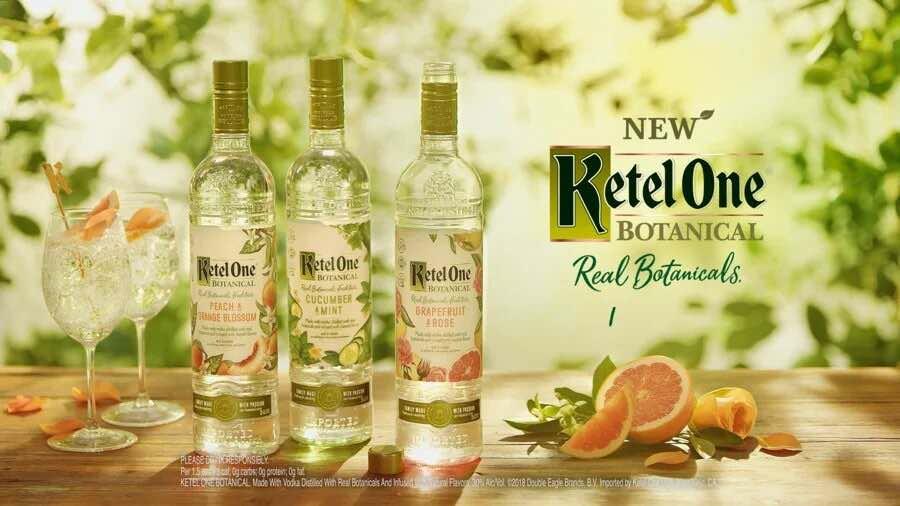 Las mejores marcas de vodka del mundo: Ketel One