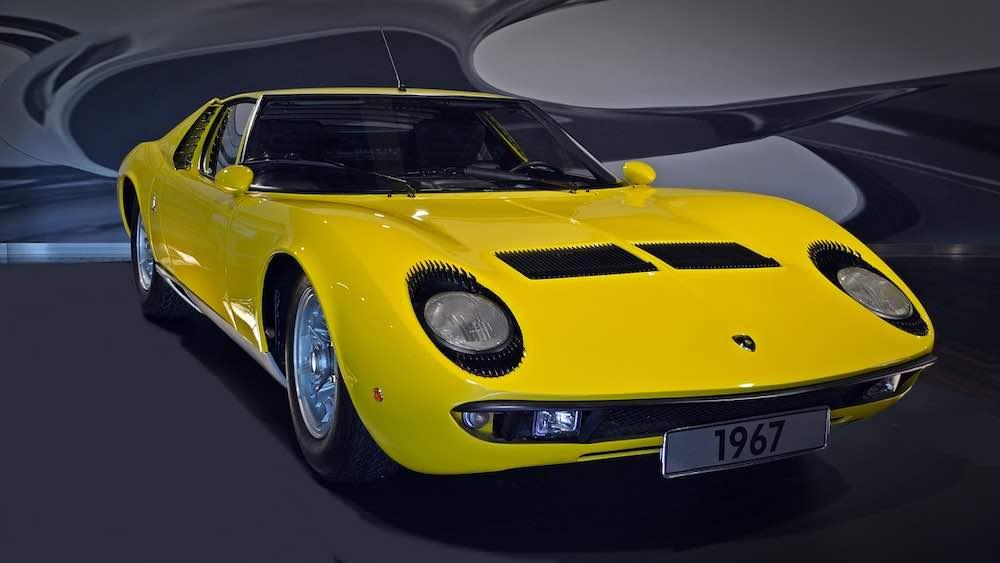 Los Ferraris y Lamborghinis más raros conducidos por celebridades