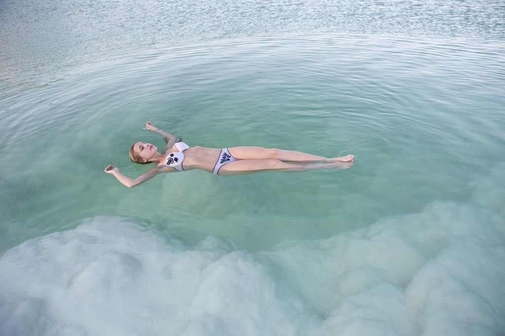 Israel – Flotar en el Mar Muerto