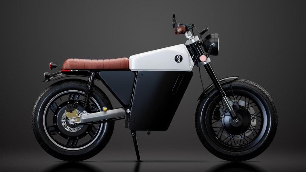 Atypical Edition, una serie limitada de motociletas 100% eléctrica, de estilo retro, inteligente y personalizable.