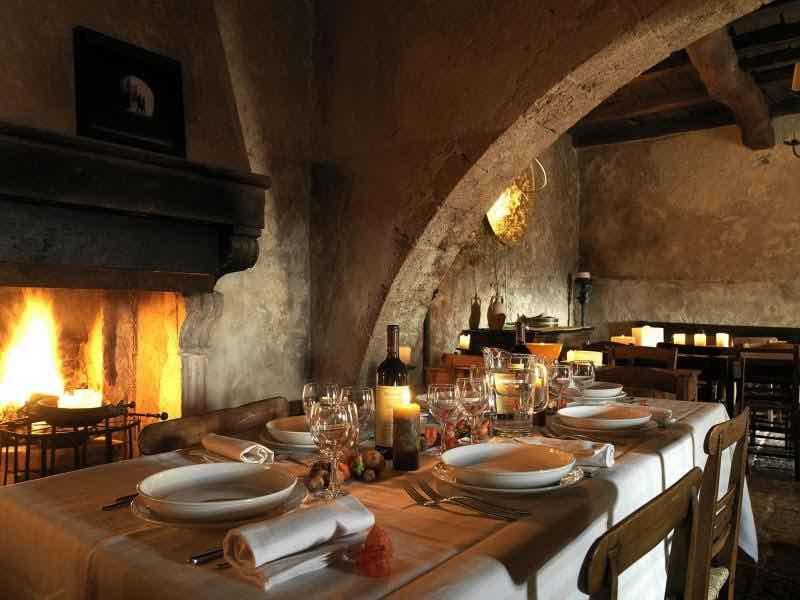 Un castillo medieval convertido en un mágico hotel en Italia