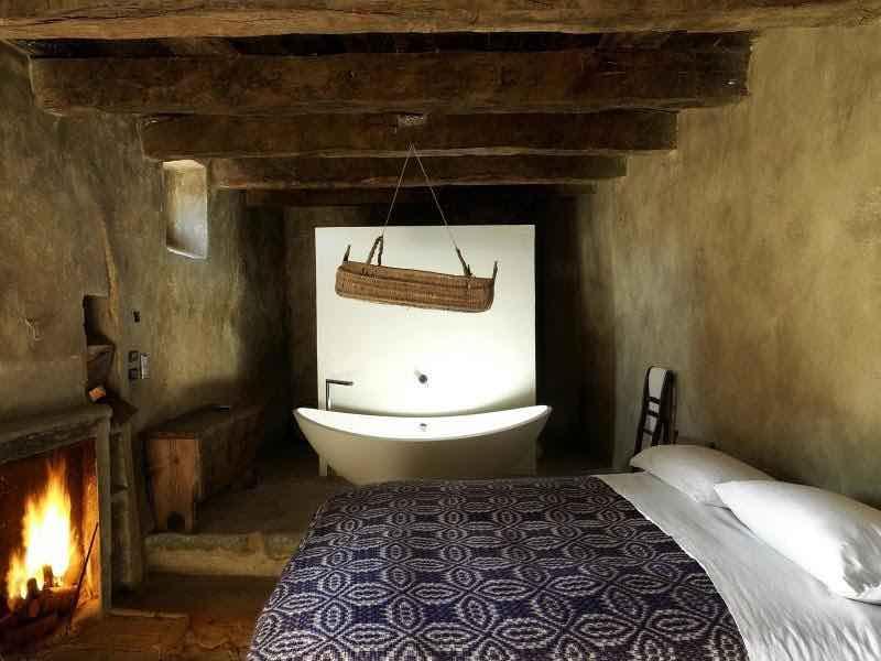 Sextantio Albergo Diffuso: Un castillo medieval convertido en un mágico hotel en Italia