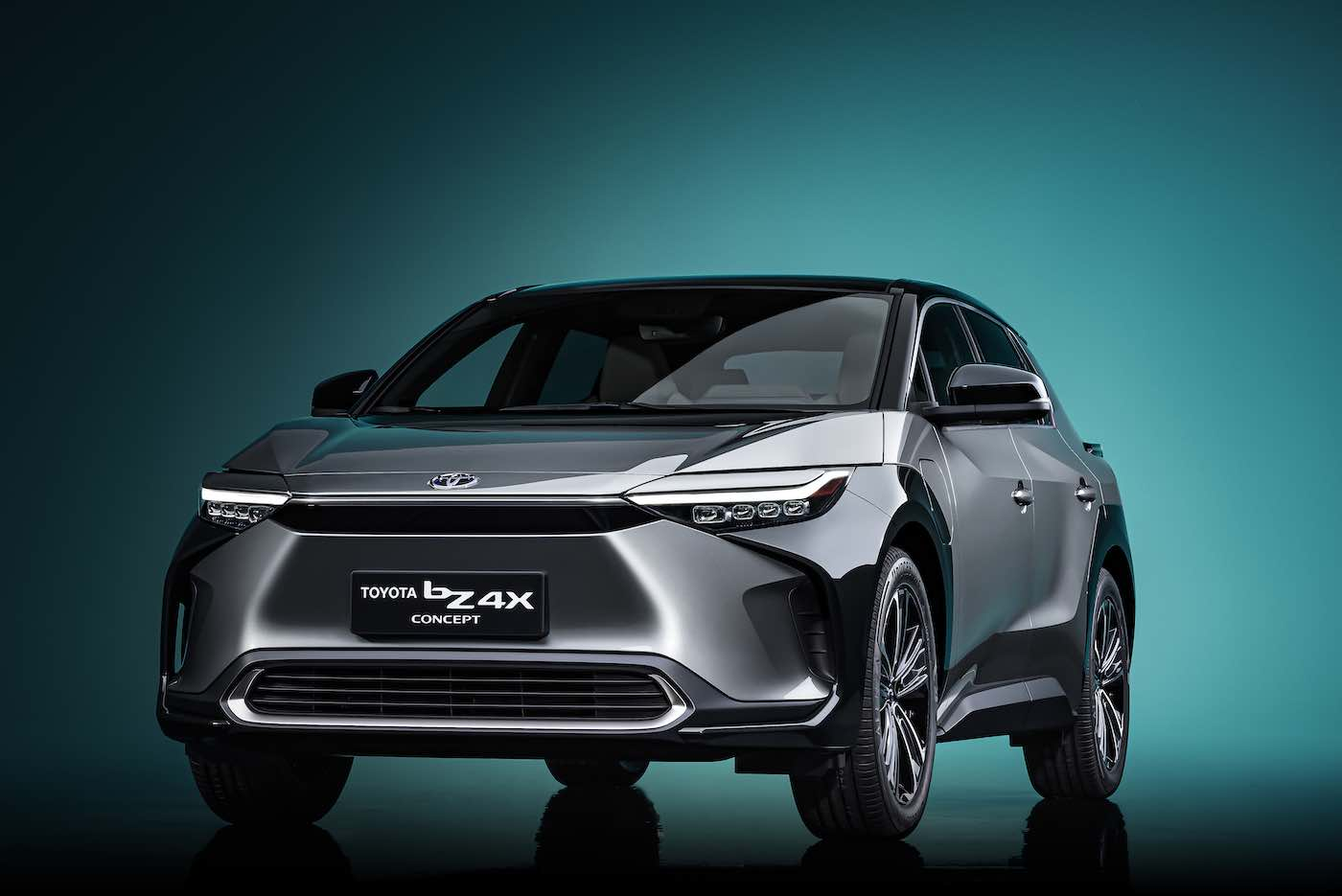Presentación mundial del prototipo Toyota bZ4X