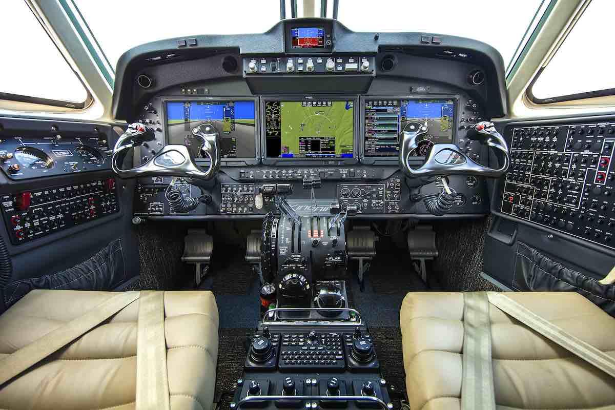 Textron Aviation introduce el nuevo King Air 260 a su reconocida línea de turbohélice Beechcraft