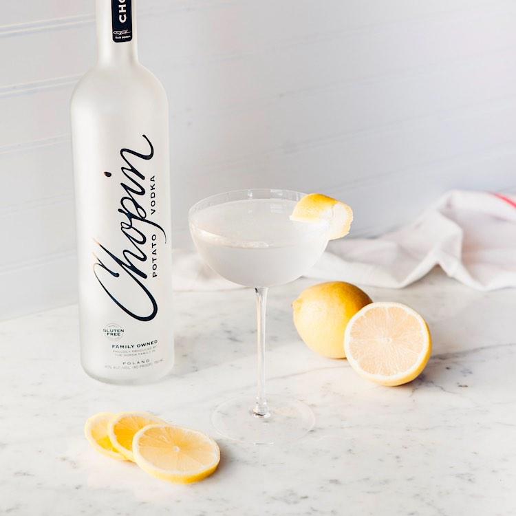 Las mejores marcas de vodka del mundo: Chopin Vodka