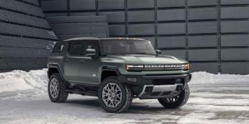 GMC ha desvelado su nuevo SUV Hummer EV 2024