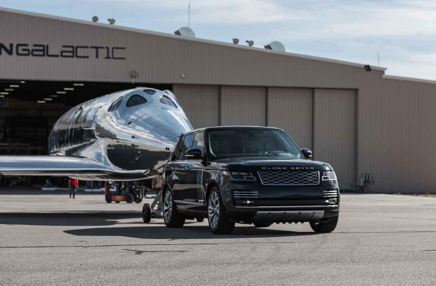 Estos SUV de lujo, creados por el equipo SV Bespoke son ofrecidos en exclusiva a los futuros astronautas.