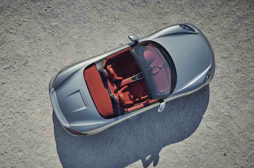 Porsche Boxster 25º Aniversario