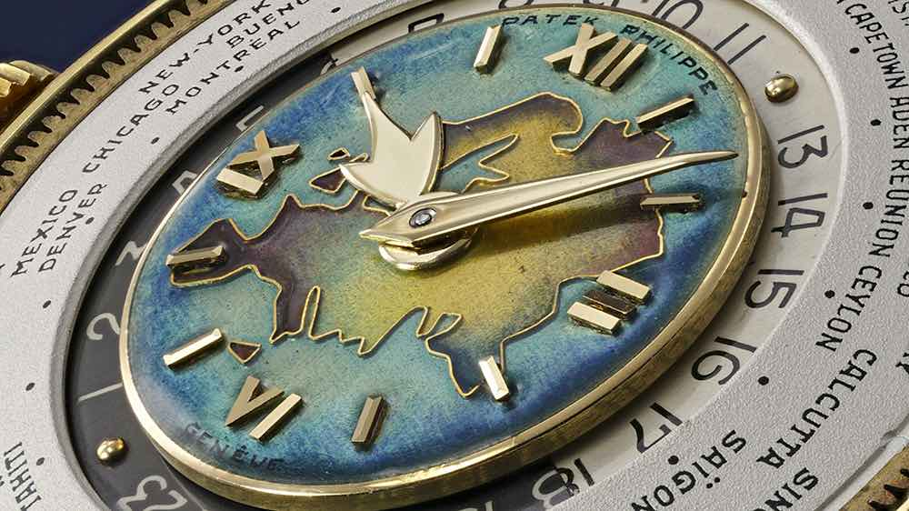 Este ultra raro Patek Philippe podría establecer un nuevo récord en una subasta de relojes