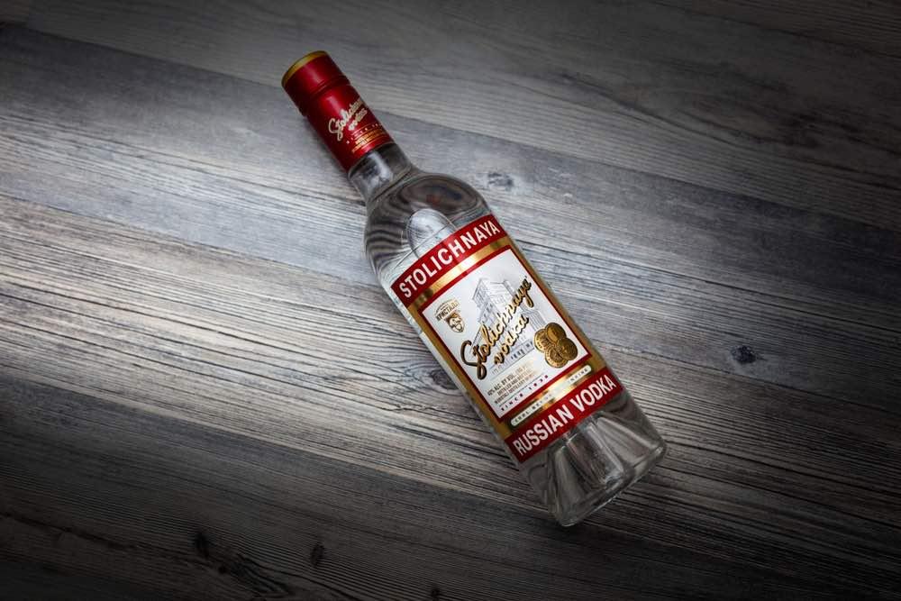 Las mejores marcas de vodka del mundo: Stolichnaya