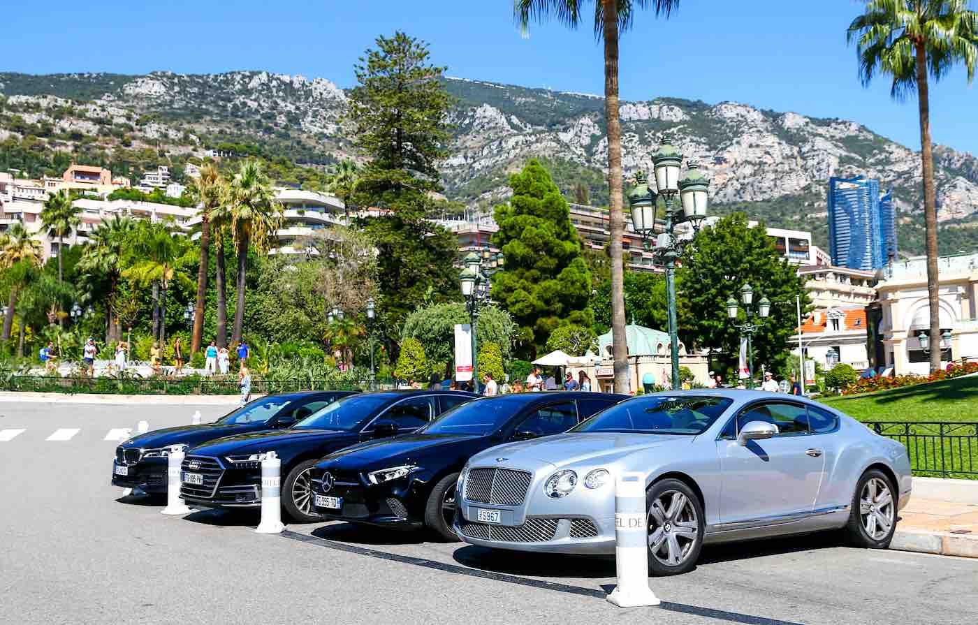 Éstos son los sedanes de lujo más populares para 2021