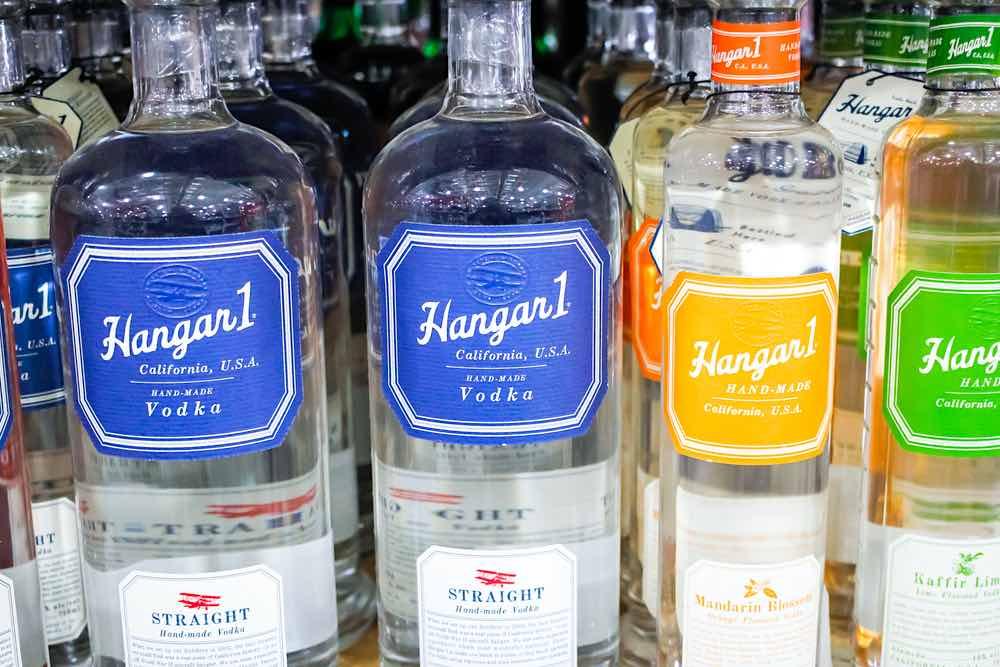 Las mejores marcas de vodka del mundo: Hangar 1