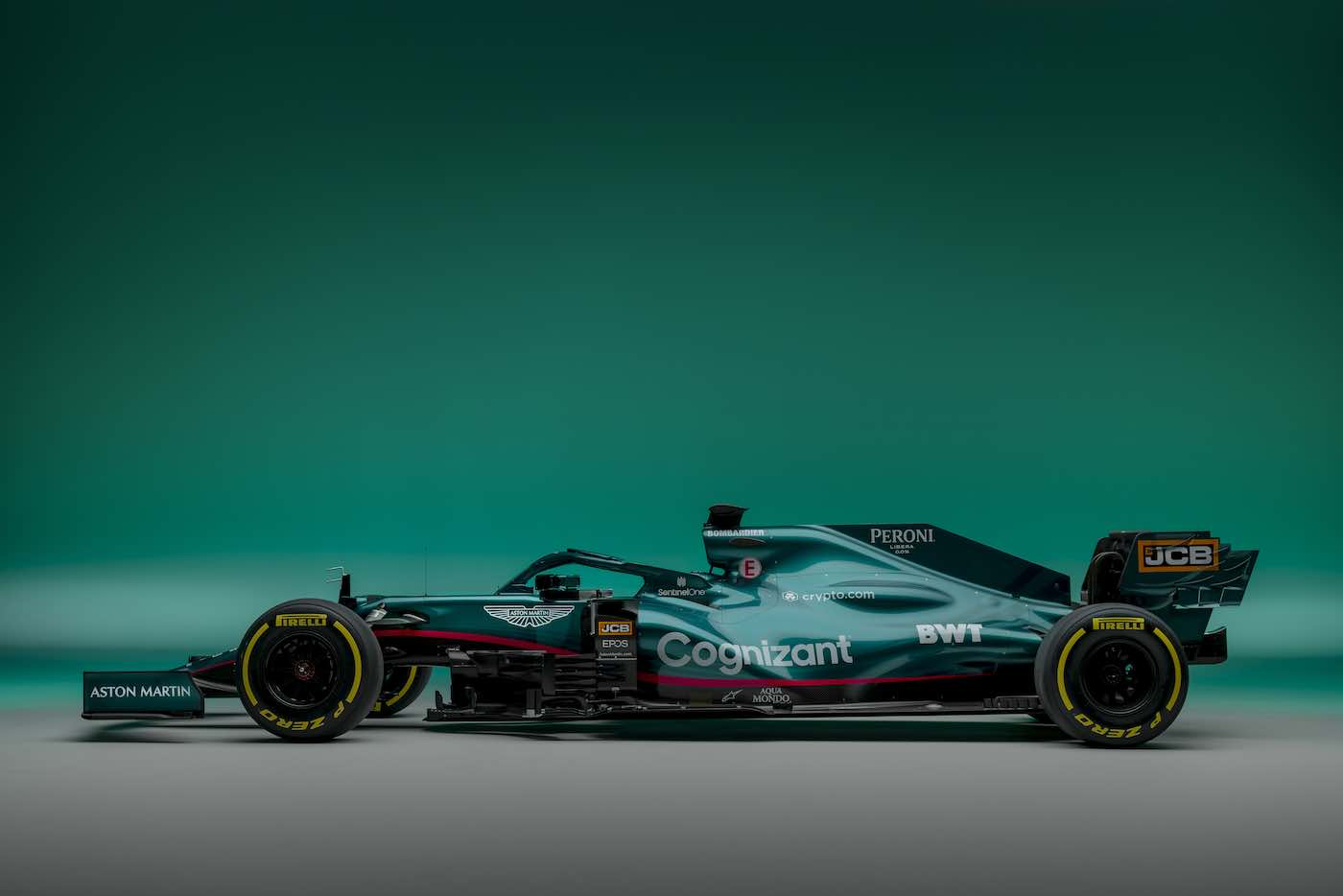Las criptomonedas llegan al ?gran circo? de la Fórmula 1 de la mano de Aston Martin