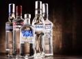 El vodka es el licor de comercio internacional más grande del mundo.