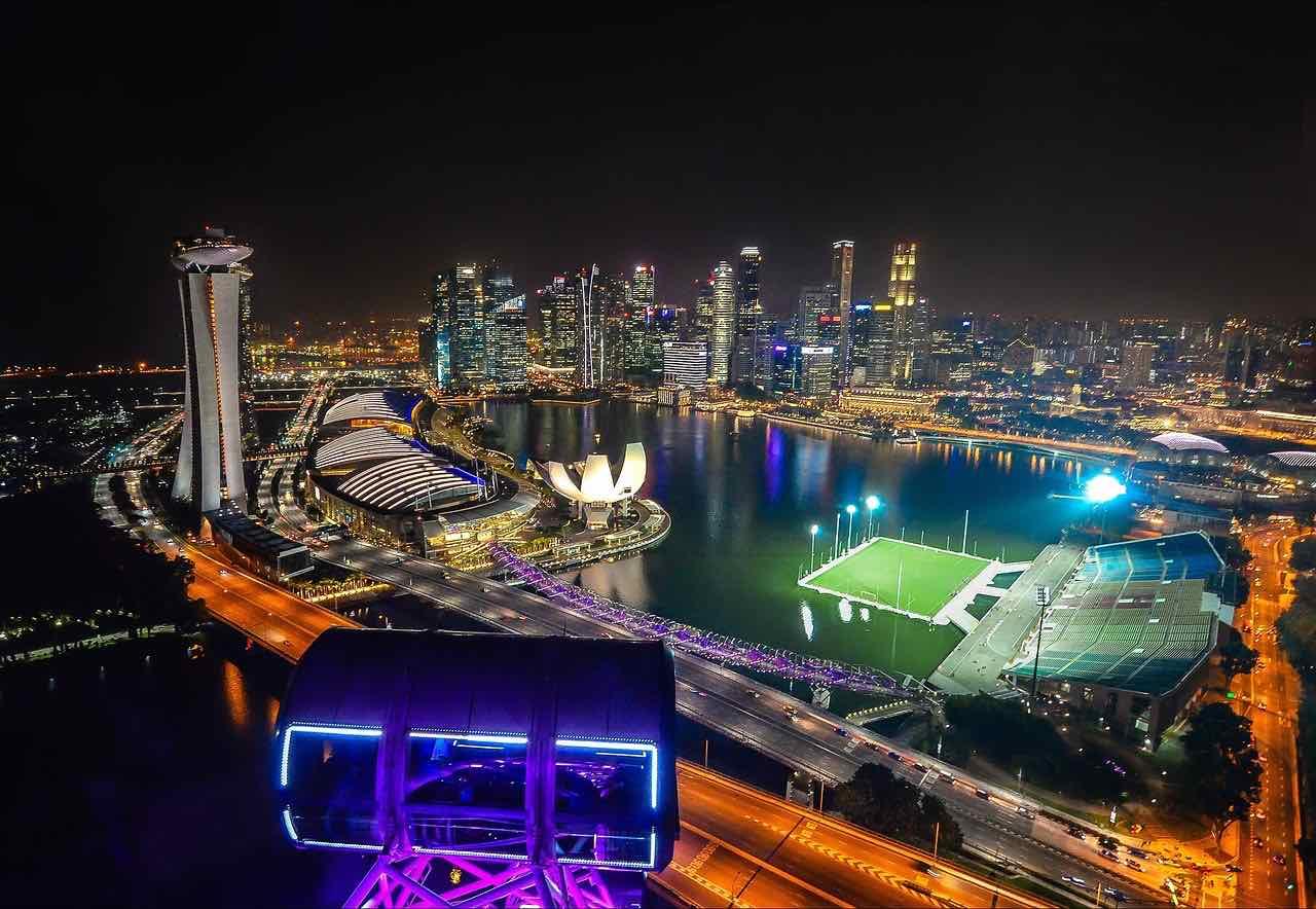 Singapur - Experimente las celebraciones del Año Nuevo Lunar.