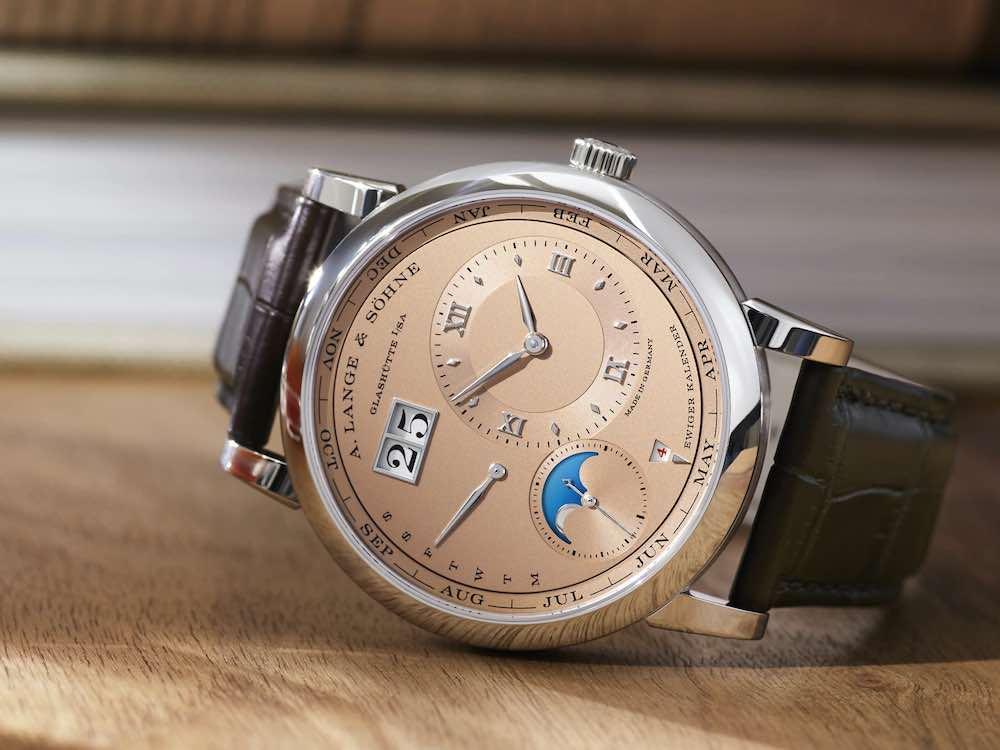 Los 8 mejores relojes para hombres en 2021: A. Lange & Söhne Lange 1 Perpetual Calendar