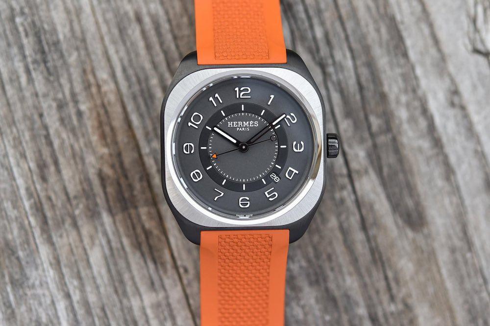 Los 8 mejores relojes para hombres en 2021: Hermès H08