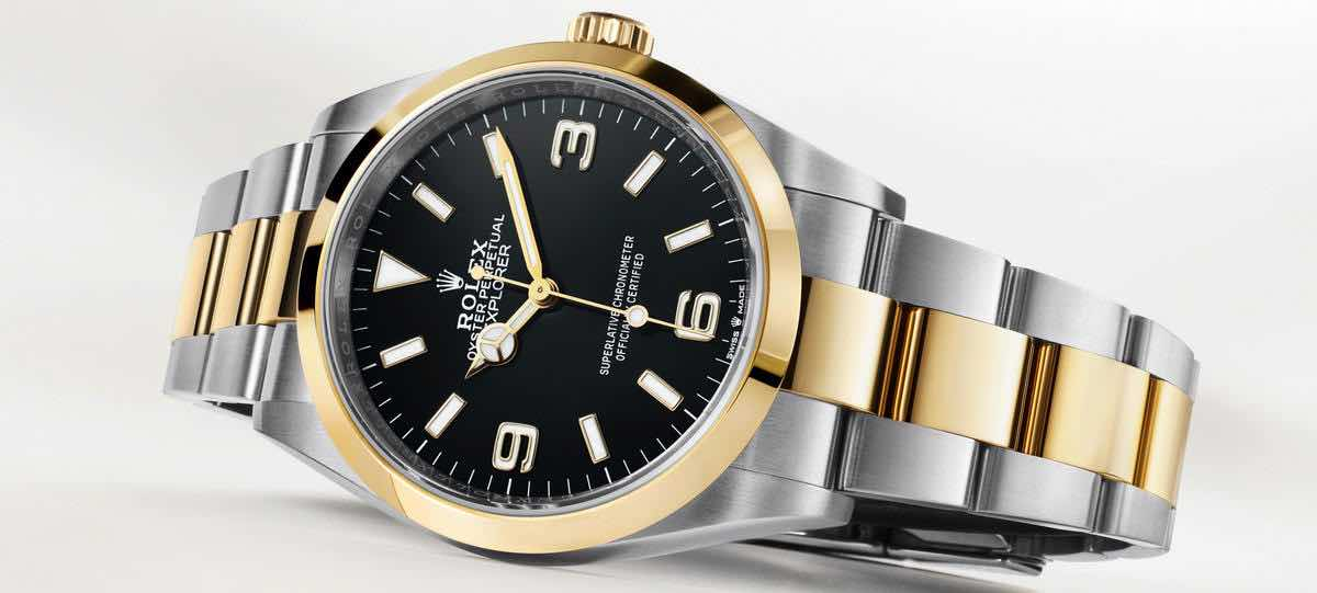 Los 8 mejores relojes para hombres en 2021: Rolex Explorer