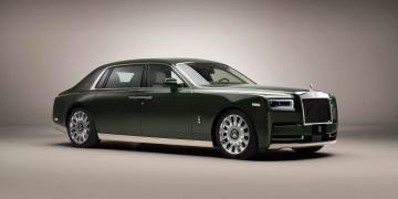 Rolls-Royce Phantom Oribe de Hermès: el auto del multimillonario que viajará a la luna