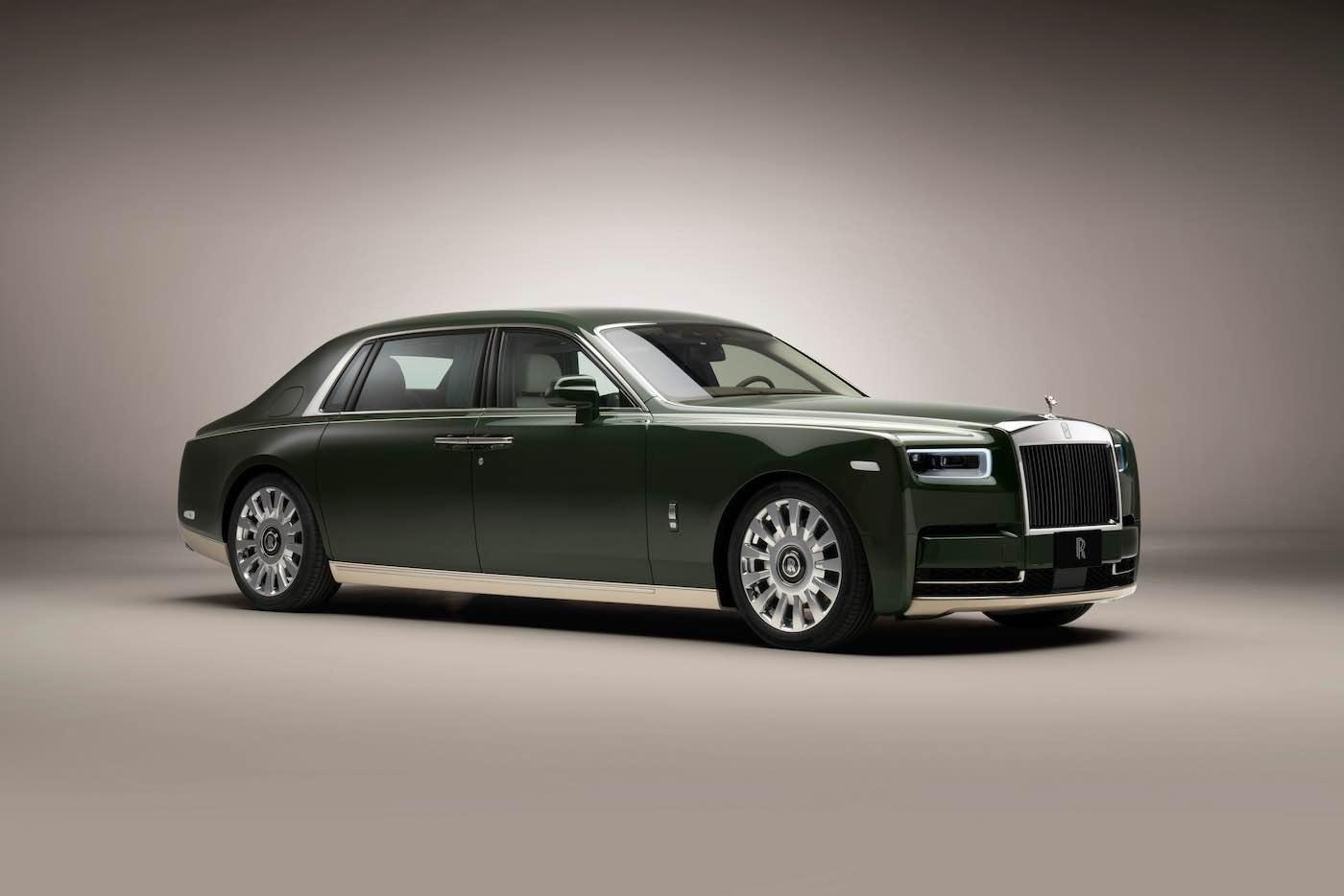 Rolls-Royce Phantom Oribe de Hermès: el nuevo auto de lujo del multimillonario que viajará a la luna