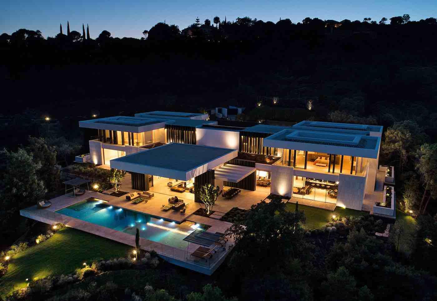 Vendida Villa Cullinan en La Zagaleta (Marbella), la mejor mansión de Europa, en venta por 32 millones de euros