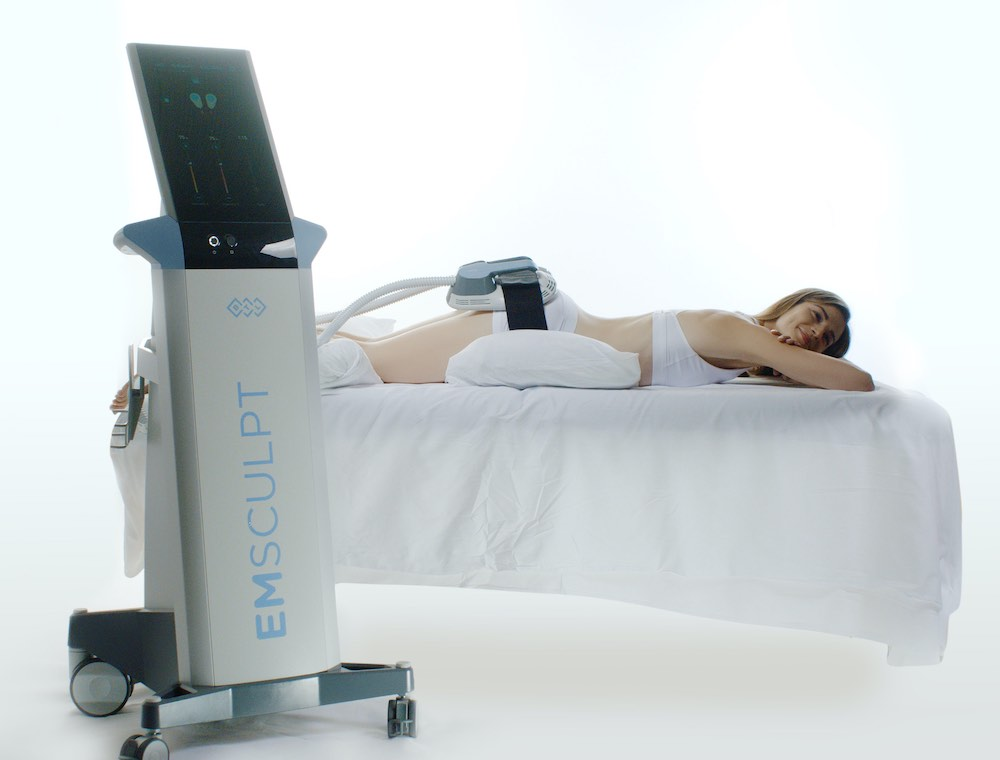 EmSculpt de BTL: El revolucionario procedimiento no invasivo para desarrollar más músculo y esculpir tu cuerpo