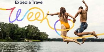 Expedia Travel Week: hasta 60% de descuento