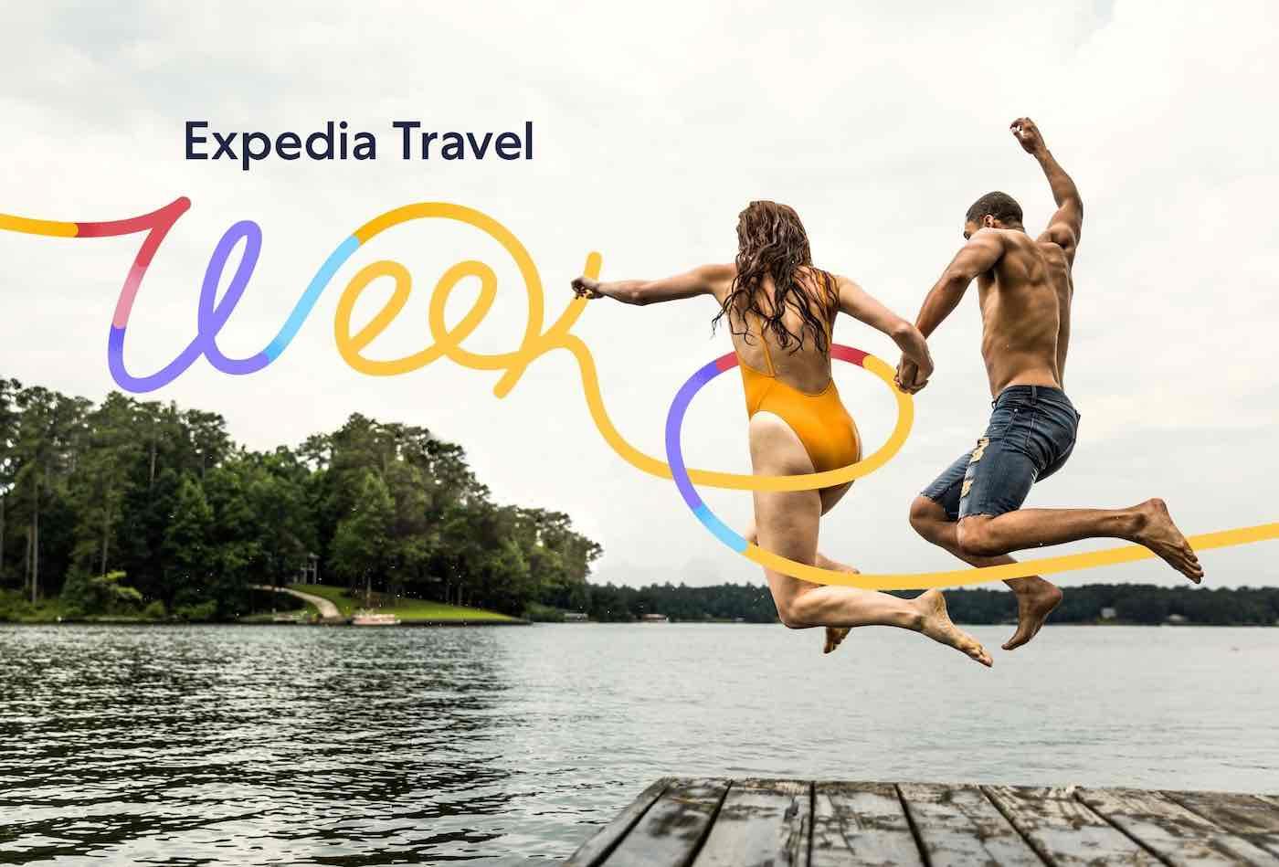 Expedia anuncia su primera Travel Week y empieza este 8 de junio