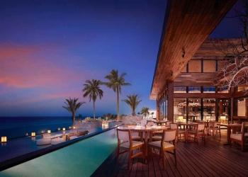 De la alta cocina a la hospitalidad japonesa: Nobu Hotel Los Cabos