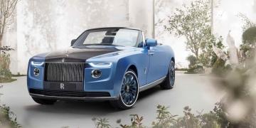 Rolls-Royce Boat Tail, el coche nuevo más caro del mundo