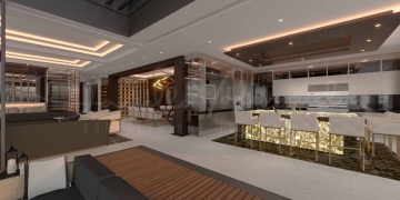 Consejos de diseño interior para crear una cocina de lujo