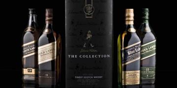 Johnnie Walker, la colección
