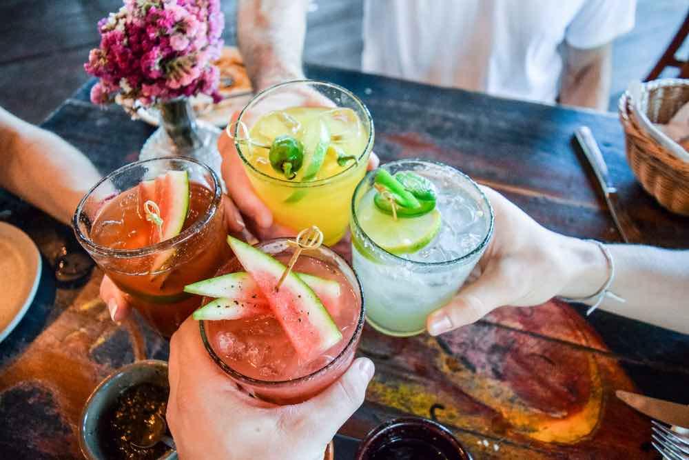 Gastronomía y coctelería en Tulum de otro nivel