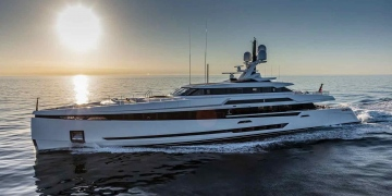 El superyate K2 de 50 metros de Columbus Yachts