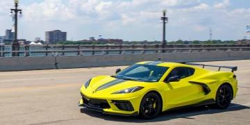 Chevrolet presenta la edición especial Corvette Stingray 2022