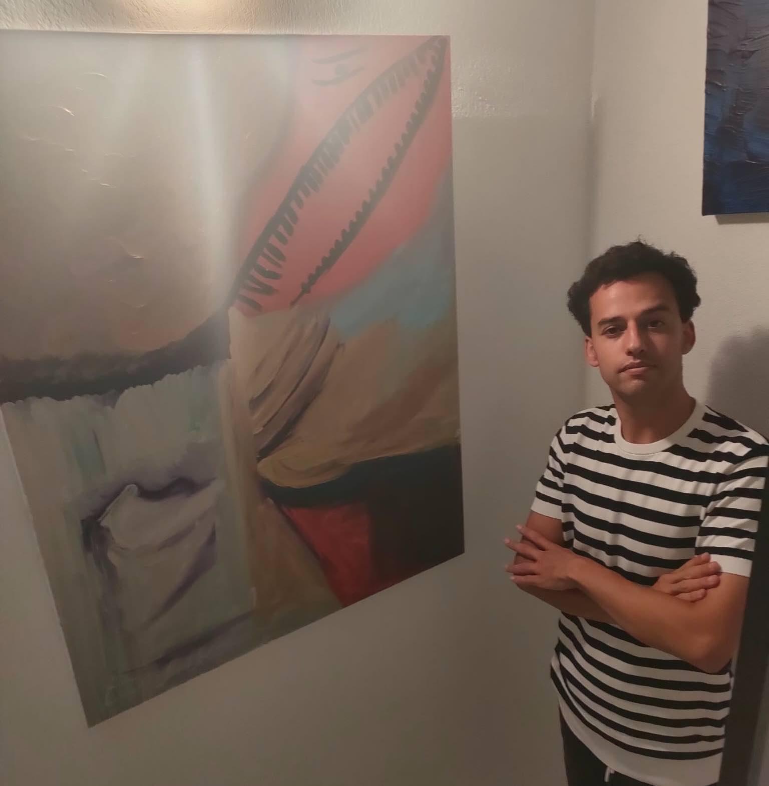 El galardonado pintor español que superó el rechazo de las galerías y la crítica de su familia hasta cumplir su sueño