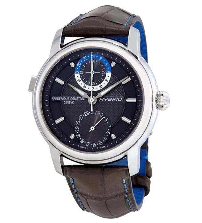 Frederique Constant Geneve Classic Hybrid Manufacture: Smartwatches de lujo