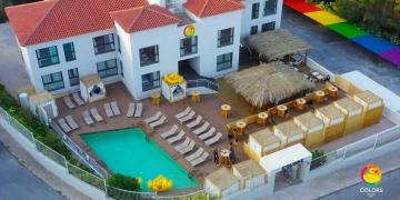Hotel Colors Benidorm: El primer hotel 4 estrellas LGTB de la Costa Blanca
