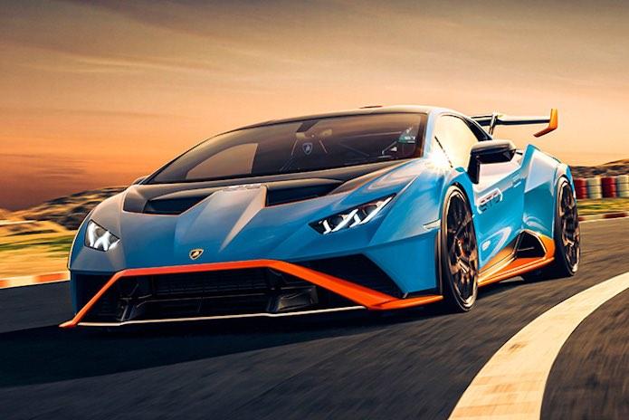 Lamborghini Huracán STO 2022