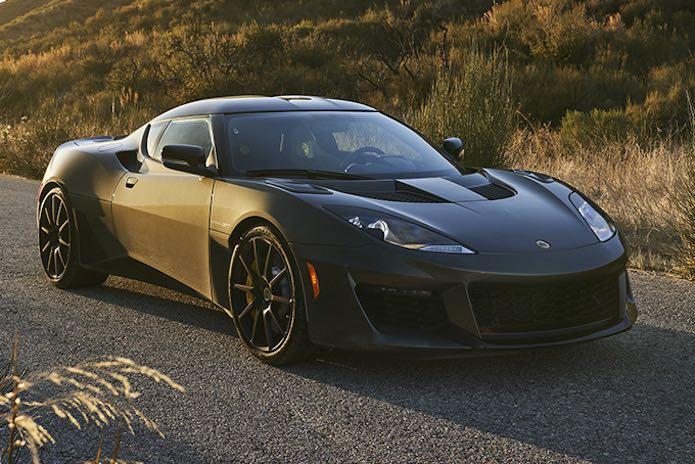 Coches de pista legales para la carretera: Lotus Evora GT 2021