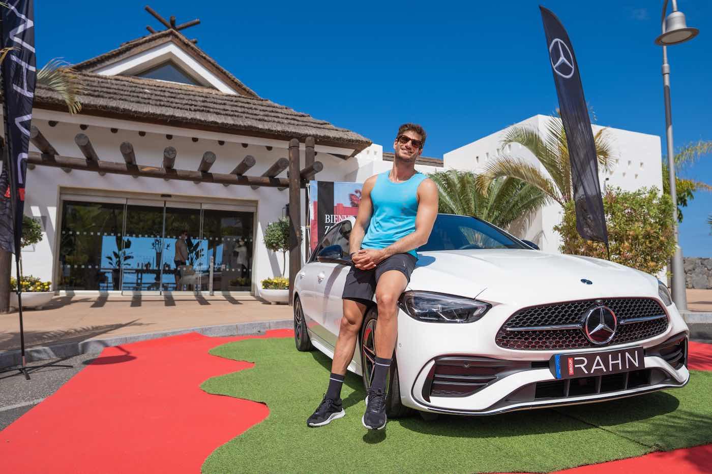 El Grupo Rahn presenta la nueva Clase C de Mercedes-Benz en Las Terrazas de Abama Suites