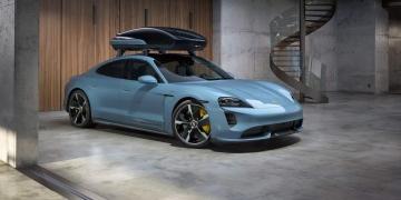 Porsche Tequipment lanza el portaequipaje de techo Performance