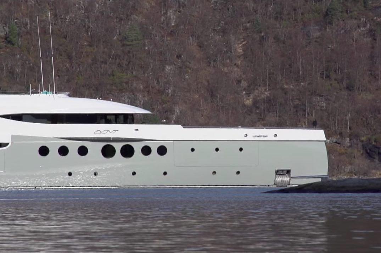 EMbarcación de 60 metros por Amels - Edición limitada de Imperial Yachts