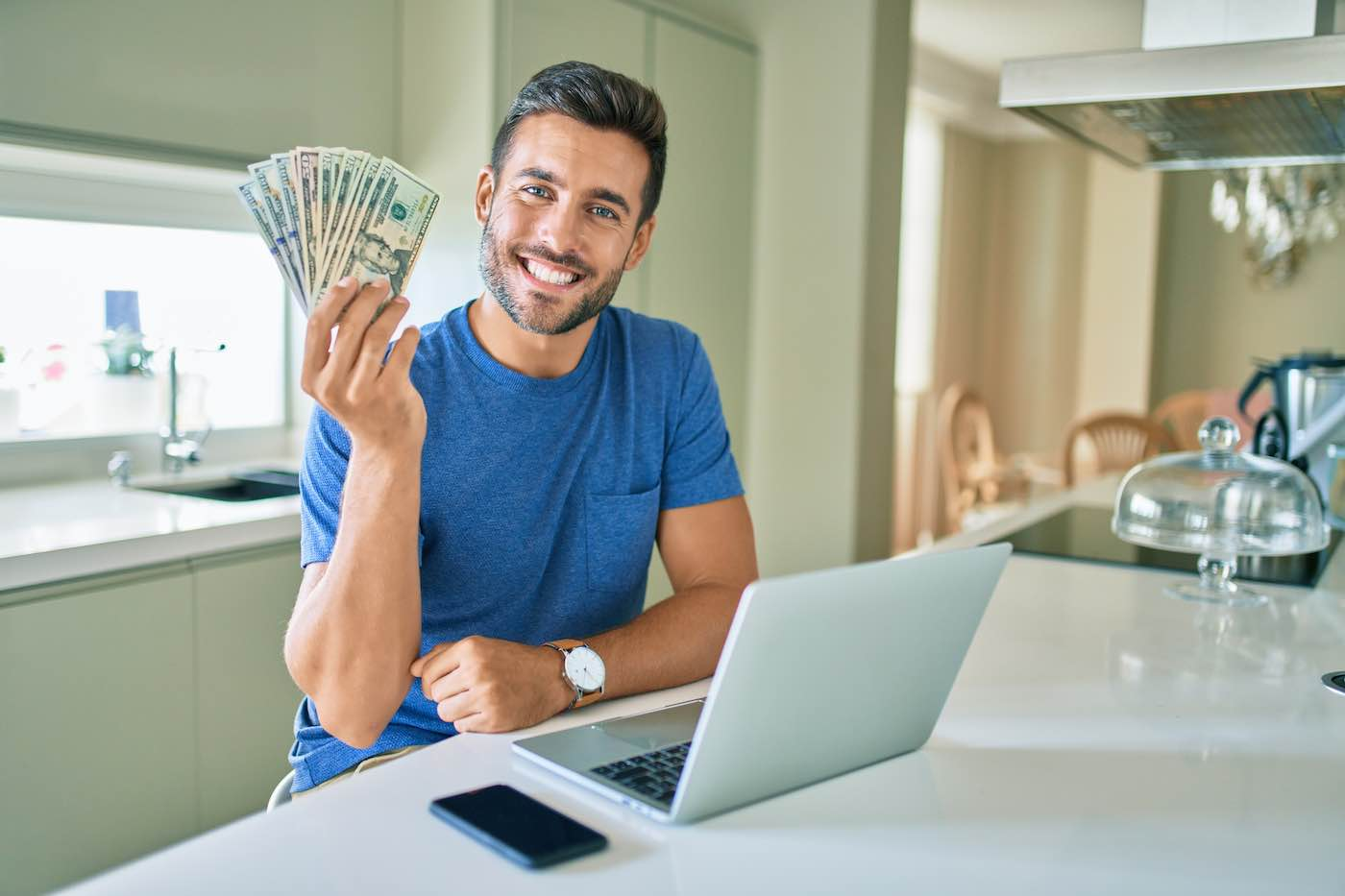 Marketing de afiliados, es decir cómo ganar en Internet sin invertir