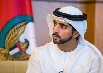 Su Alteza el Jeque Hamdan bin Mohammed bin Rashid Al Maktoum, Príncipe de Dubái.