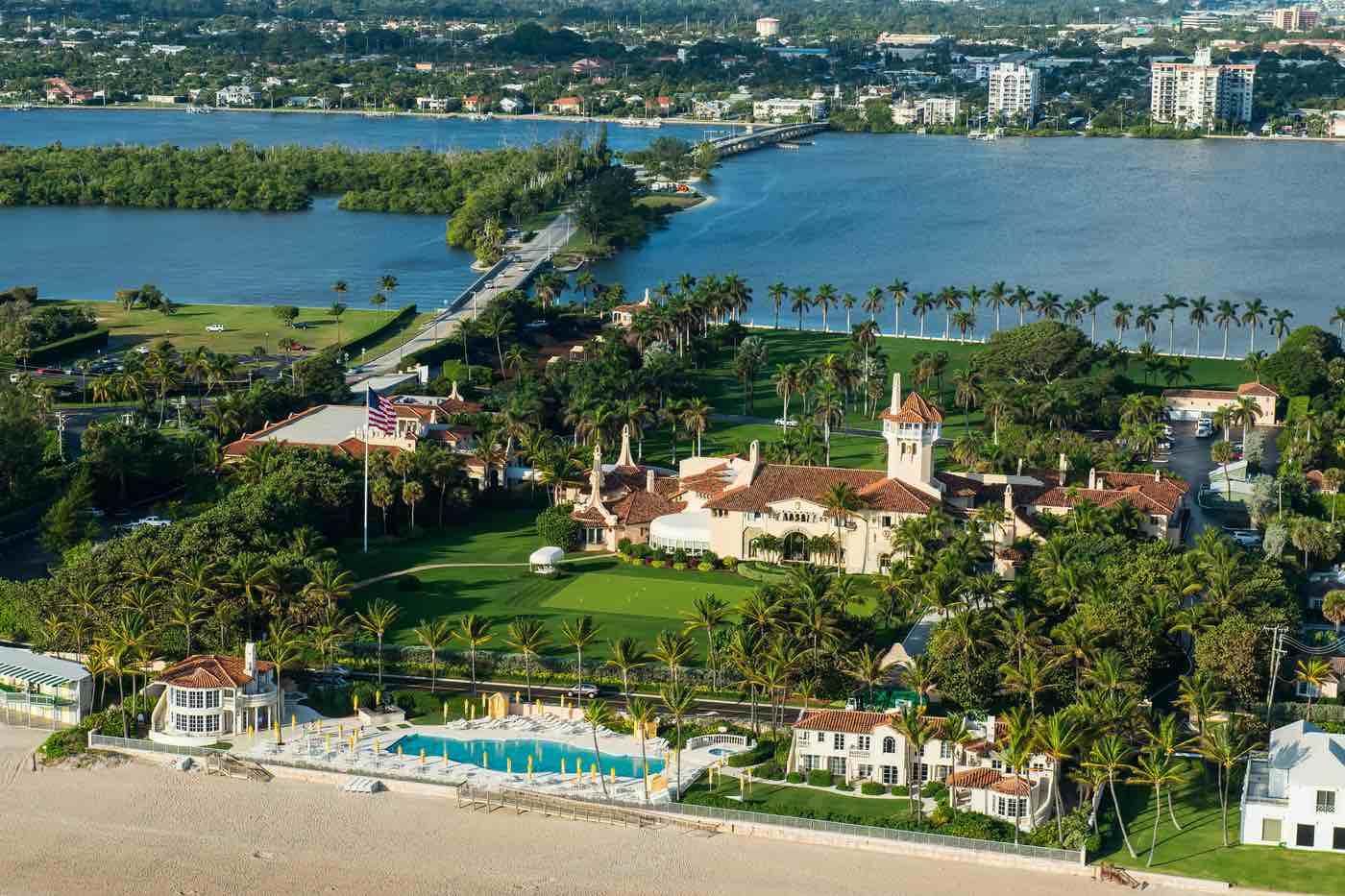 Mar-a-Lago, mansión del ex-Presidente Donald Trump