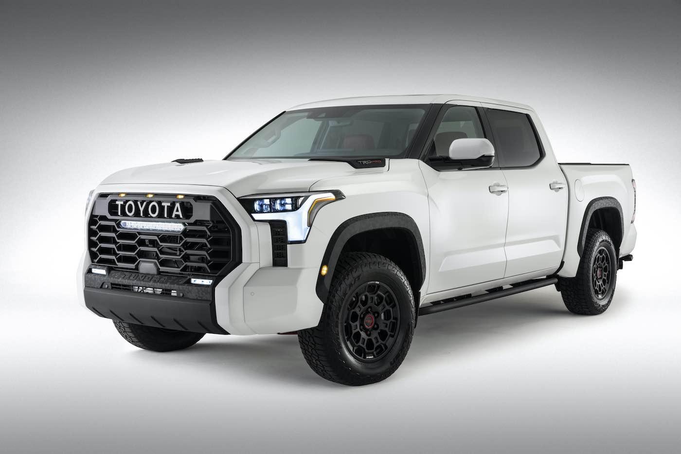 Una mirada a la Toyota Tundra 2022: Lo que sabemos hasta ahora